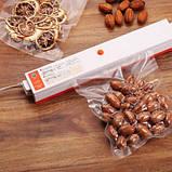 Вакуумный упаковщик Freshpack Pro для еды, бытовой вакууматор, фото 2