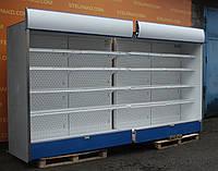 Холодильный регал (горка) «IGLOO KING» линия 4.0 м. (Польша), 2013 год выпуска, Б/у, фото 1