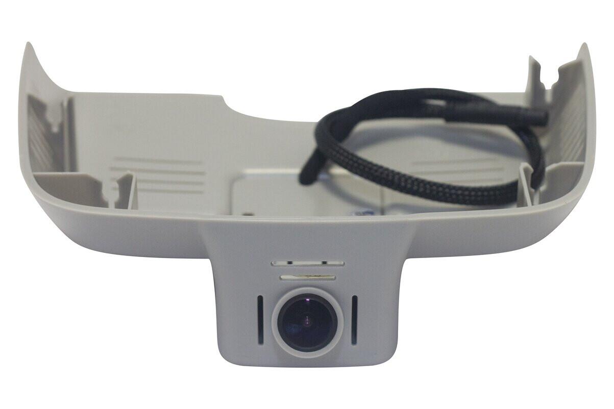 Штатный Wi-Fi Full HD видеорегистратор для Mercedes C-class, E-class в коробе (кожухе) зеркала задне