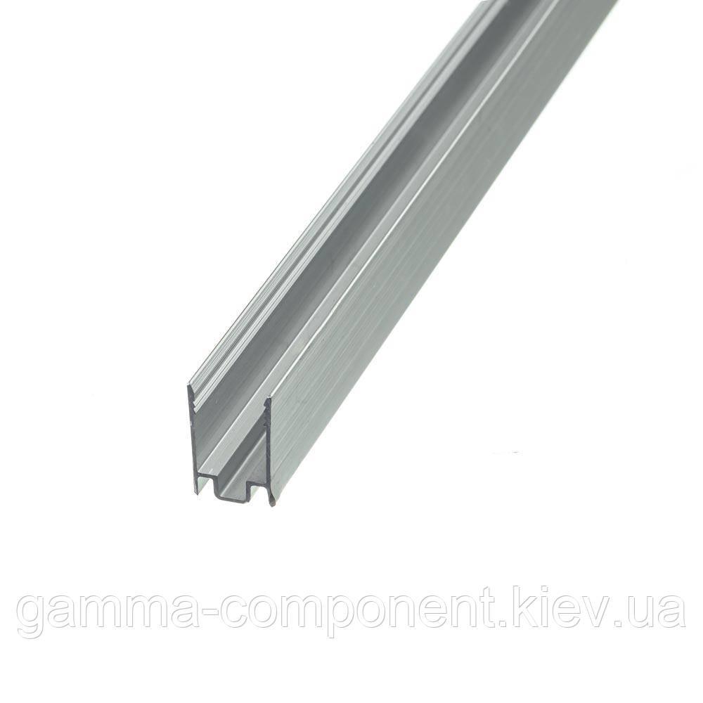 Профиль алюминиевый (крепеж) для светодиодного неона 220В, 100 см