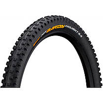 "Покрышка Continental Der Baron Projekt 29""x2.4, Фолдинг, Tubeless, ProTection Apex, Skin, фото 2"