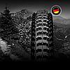 "Покрышка Continental Der Kaiser Projekt 27.5""x2.4, Фолдинг, Tubeless, ProTection Apex, фото 4"