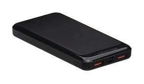 УМБ XO PR70D QC3.0 + PD 10000 мАч Черный, фото 2