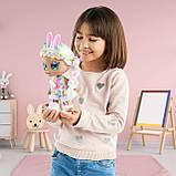 Кукла Кинди Кидс Марша Мелло Moose Toys Kindi Kids Dress Up Friends Marsha Mello Bunny, фото 3