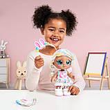 Кукла Кинди Кидс Марша Мелло Moose Toys Kindi Kids Dress Up Friends Marsha Mello Bunny, фото 4
