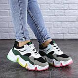 Кроссовки женские зеленые Arlena 2098 (36 размер), фото 3
