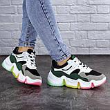 Кроссовки женские зеленые Arlena 2098 (36 размер), фото 6