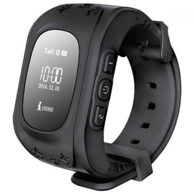 Детские часы Smart Watch Q50 Gps Черный
