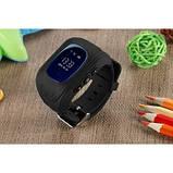 Детские часы Smart Watch Q50 Gps Черный, фото 2