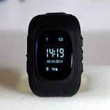 Детские часы Smart Watch Q50 Gps Черный, фото 5