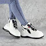 Кроссовки женские зимние белые Donno 2303 (36 размер), фото 3