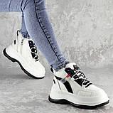 Кроссовки женские зимние белые Donno 2303 (36 размер), фото 4