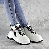 Кроссовки женские зимние белые Donno 2303 (36 размер), фото 5