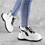 Кроссовки женские зимние белые Donno 2303 (36 размер), фото 6