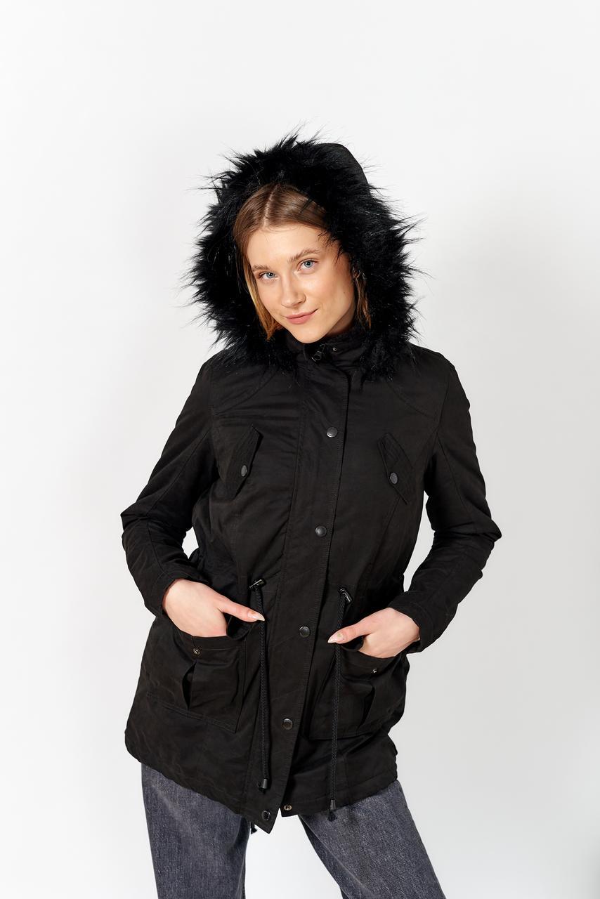 Куртка - Парка женская LOFT 2008673 BLACK