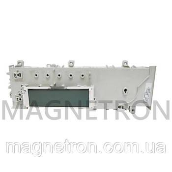 Модуль индикации для стиральных машин Electrolux 3792721841 (без прошивки)