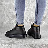 Кроссовки женские зимние черные Rover 2235 (37 размер), фото 4