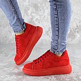 Кроссовки женские красные Cory 2187 (37 размер), фото 2
