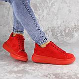 Кроссовки женские красные Cory 2187 (37 размер), фото 3