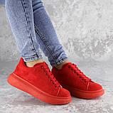 Кроссовки женские красные Cory 2187 (37 размер), фото 5