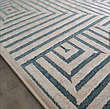М'які віскозні натуральні килими з Італії, фото 3