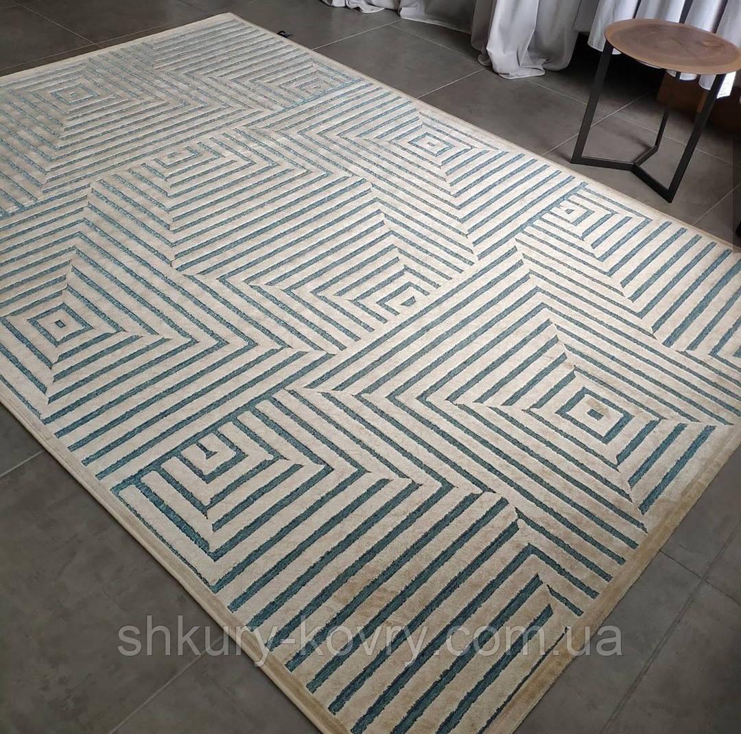 М'які віскозні натуральні килими з Італії