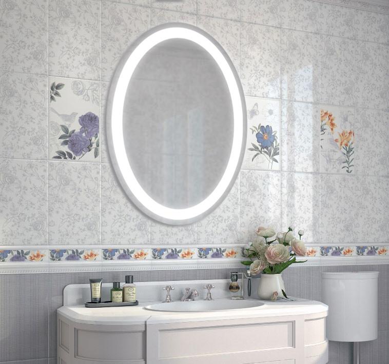 Зеркало LED (60*80*3см) VZ-D57