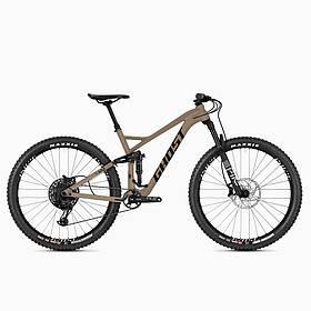 """Велосипед Ghost Slamr 4.7 27.5"""", рама M, желто-коричневый-черный, 2020"""