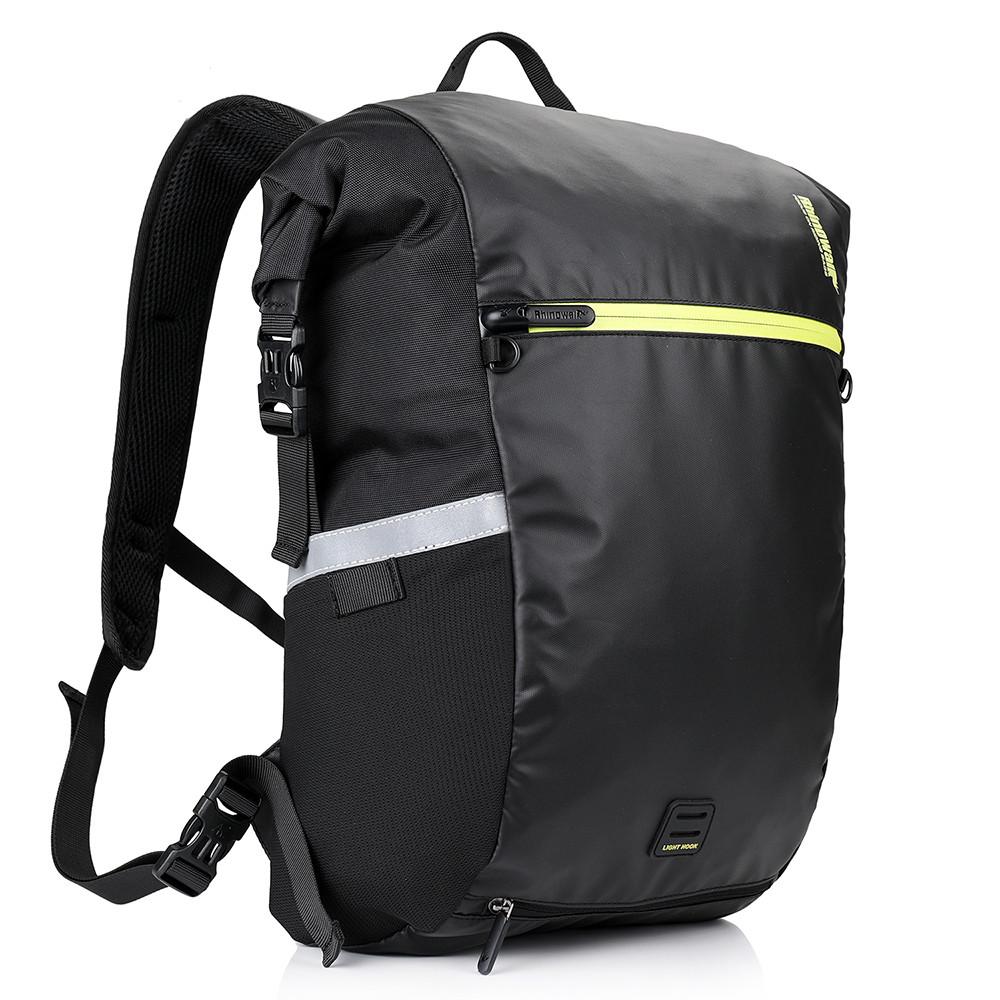 Велосумка рюкзак на багажник Rhinowalk 24 литров (X20601)