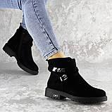Ботинки женские зимние черные Whip 2208 (36 размер), фото 2