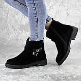 Ботинки женские зимние черные Whip 2208 (36 размер), фото 3