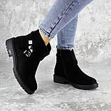 Ботинки женские зимние черные Whip 2208 (36 размер), фото 4