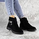 Ботинки женские зимние черные Whip 2208 (36 размер), фото 6