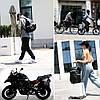 Велосумка рюкзак на багажник Rhinowalk 24 литров (X20601), фото 9