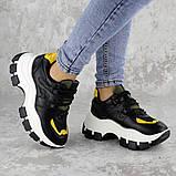 Кроссовки женские черные Andre 2173 (36 размер), фото 2