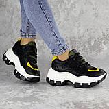 Кроссовки женские черные Andre 2173 (36 размер), фото 3