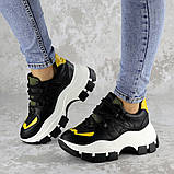 Кроссовки женские черные Andre 2173 (36 размер), фото 4