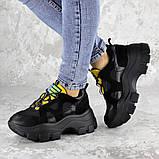 Кроссовки женские черные Chatter 2192 (38 размер), фото 4