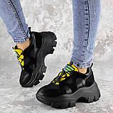 Кроссовки женские черные Chatter 2192 (38 размер), фото 6