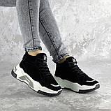 Кроссовки женские черные Cherokees 2346 (37 размер), фото 3