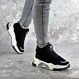 Кроссовки женские черные Cherokees 2346 (37 размер), фото 4