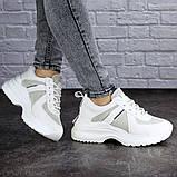 Женские кроссовки белые Peanut 2024 (36 размер), фото 3