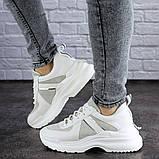 Женские кроссовки белые Peanut 2024 (36 размер), фото 4