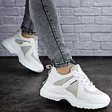 Женские кроссовки белые Peanut 2024 (36 размер), фото 5