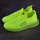 Женские кроссовки салатовые Neon 1473 (39 размер), фото 7