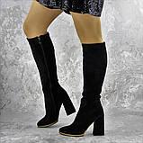 Сапоги женские черные Rugbe 2168 (38 размер), фото 6