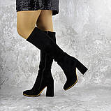 Сапоги женские черные Rugbe 2168 (38 размер), фото 8