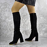 Сапоги женские черные Rugbe 2168 (38 размер), фото 10