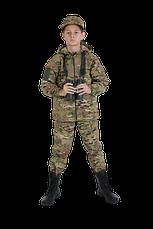 Костюм детский камуфляжный для мальчиков Лесоход 2 Мультикам, фото 2