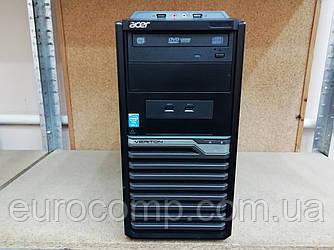 Мощный компьютер для дома и игр на Core i5-4430 Acer Veriton M4630G MT (Windows 10 Лицензия)